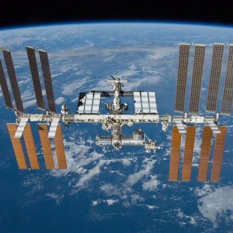 oseph McIntyre Ikerbasque Professor's experiments on board the International Space Station