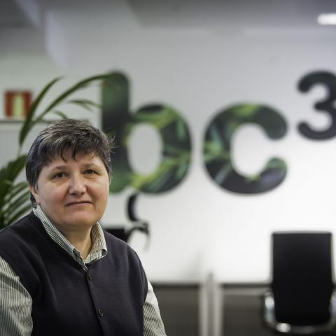 Maria Jose Sanz, Ikerbasque Research Professor and director of BC3 - Basque Center on Climate Change